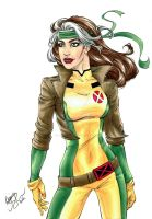 Rogue sketch by mechangel2002