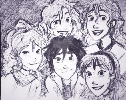 BH6: WE LOVE YOU HIRO! by Shenbug