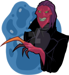 Thrax by The-LoudSilence