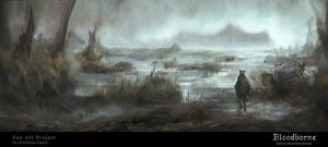 Hunters of The Royal Blood Maidens - The Marsh by mobiusu14