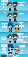 Continue the PXP Comic - Part 3 by lovesdrawing721