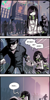 The Crawling City - 35 by Parororo