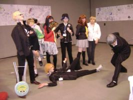 persona 4 group by Abi-Beatrice