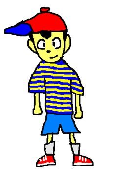 Ness by shad177
