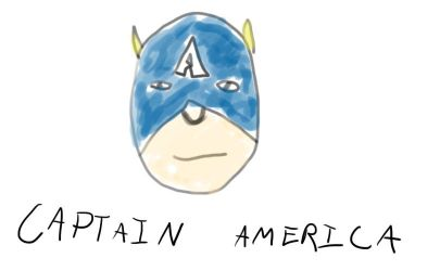 Captain America by BADinc