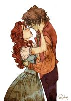 Rumbelle by Dralamy
