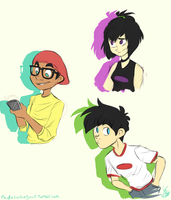 Dp Gang by Aibyou