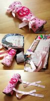 Pen roll Mad Modesty by SongThread