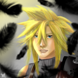 Cloud - Can you break from your past? by Dynam1s