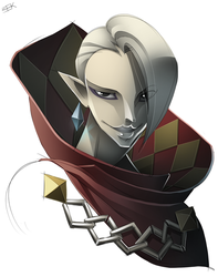 Ghirahim by IJKelly