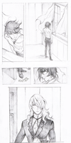 Noblesse strip Part 1 by Sawitry