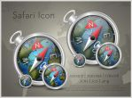 Safari Icon by SoundForge