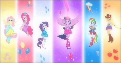 My Little Pony Equestria Girls moments 26 by Wakko2010