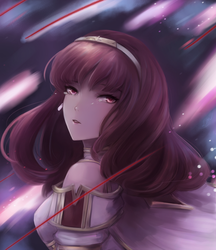 Fire Emblem - Imprisoned Soul Celica by leonmandala