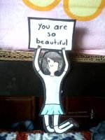 you are so beautiful by lulitaowo