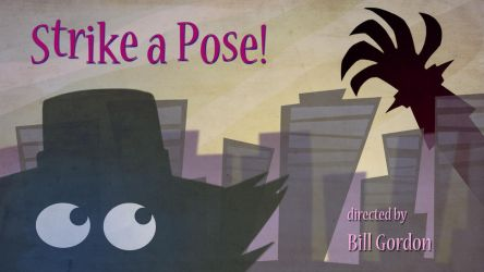 Title Card for Strike a Pose by Dominic-Marco