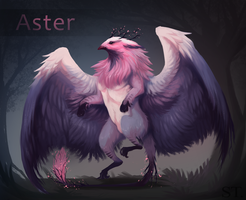 [CLOSED] Adopt Auction - ASTER by Terriniss