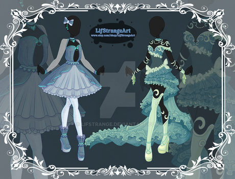 [Close]  Adoptable Outfit Auction 87-88 by LifStrange