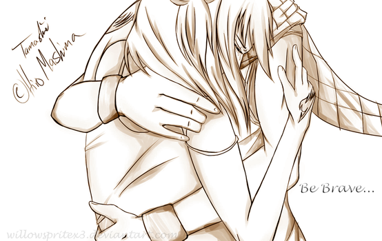 Be brave - nalu by willowspritex3