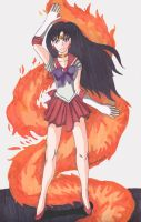 Sailor Mars by anime4ever79