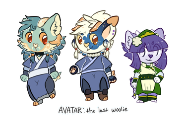 Avatar: The Last Woolie by Tackytician