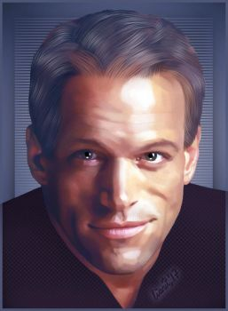 Brian Thompson by lianit