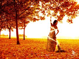 Autumn by cruciald