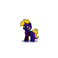 Pony Town: Goldie Purp-Thundrov by German-Audi