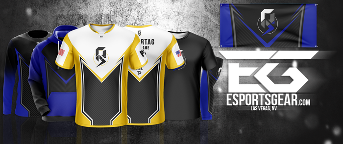 Power Rage Success [Esport Apparel Design] by SoberDreams