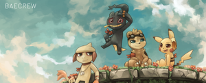 tumblr banner by Middroo