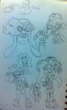 Octo Sketchpansion by phythonking