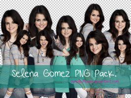 Selena Gomez PNG Pack by purplefreesia