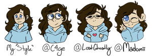 Style Challenge Pt.1 by NavvyBlueHearts29