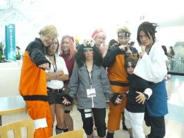 Naruto Group Fun by defy-law