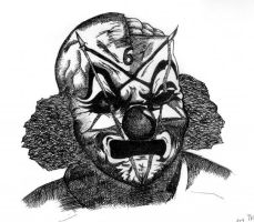 Shawn Crahan by NikoS92