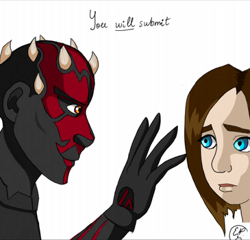 Darth Maul: You will submit by 123Ekaterina