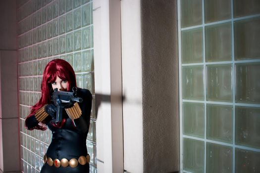 PMX 2011 - Black Widow by MikeRollerson