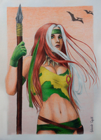 Savage Rogue by EduardoCopati
