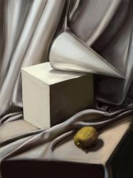 dry lemon and cube by hrum