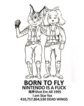 Born To Fly by yearofbacon