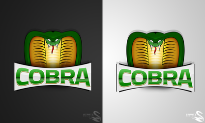Logo - Cobra by StratzDesigns