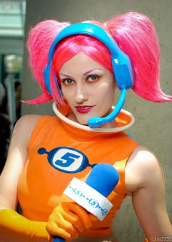 Space Channel 5 by Jim3535
