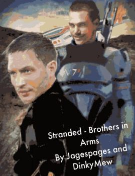 Stranded - Brothers in Arms Chapter Three by Dinky-Mew