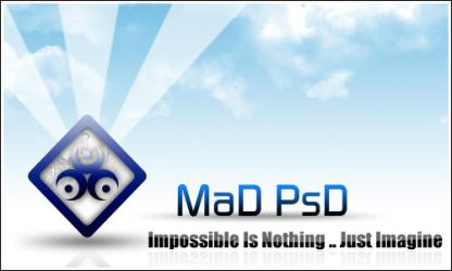 MaD PsD Logo by madpsd