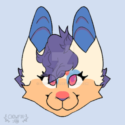 Wild Berry Icon by Chowfur