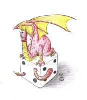 My Dice by Scellanis