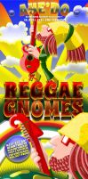 REGGAE GNOMES: Aye'do Illustration by CauseThought