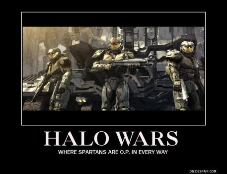 Halo Wars by Chigiri16