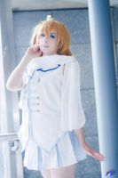 Honoka - Love live by Sakura-Kagamine