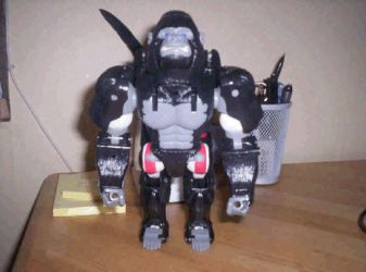 Optimus Primal Maximize by OptimusV42
